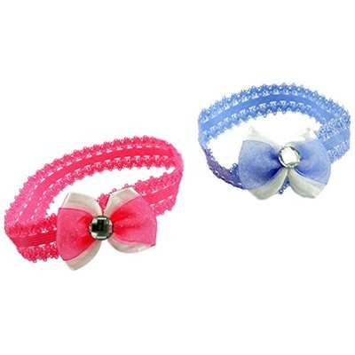 Linda Fashion Baby Bow Stretch Hair Wrap