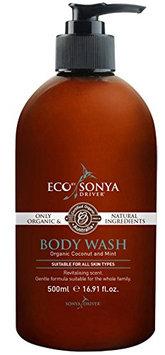 ECO Tan - Organic Coconut + Mint Body Wash (Tan Extending)