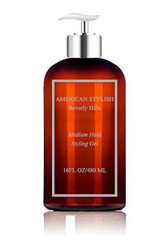 ASDM Beverly Hills American Stylish Medium Hold Styling Gel