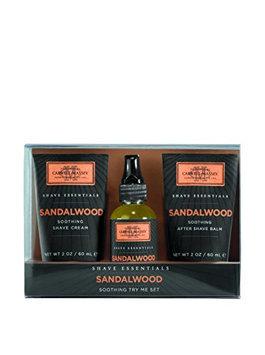 Caswell-Massey Sandalwood Try Me Set
