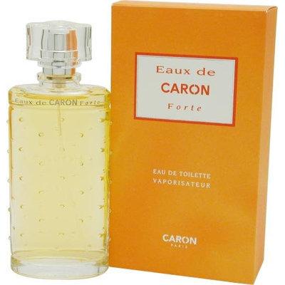 Eaux De Caron Forte By Caron For Men. Eau De Toilette Spray 3.3 Ounces
