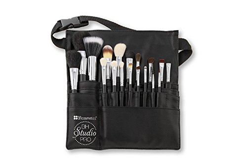 BH Cosmetics Studio Pro Brush Set with Belt