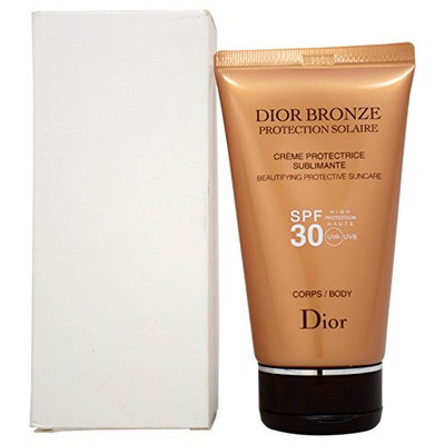 Christian Dior Bronze Beautifying Protective Suncare Protection for Body