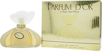 Parfum D'or By Kristel Saint Martin For Women. Eau De Parfum Spray 3.3 Ounces