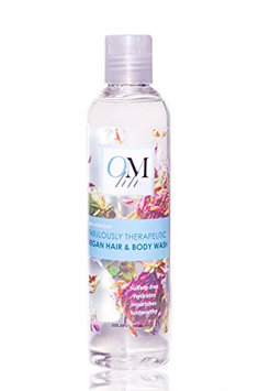 OMhh Fabulously Therapeutic Vegan Spa Collection Hair and Body Wash