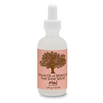 Primal Elements Argan Oil of Morroco Hair Shine Serum