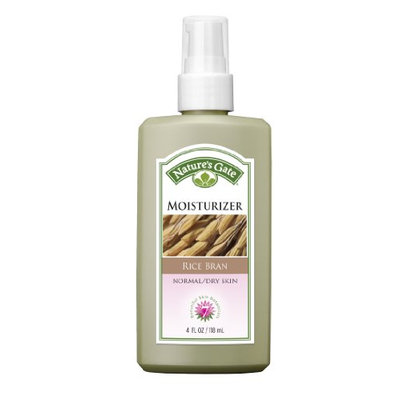 Nature's Gate Rice Bran Moisturizer for Normal/Dry Skin