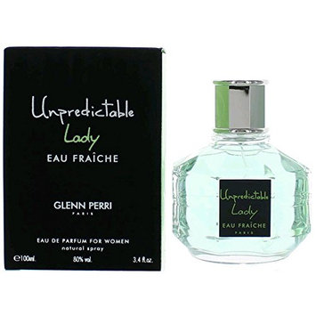 Glenn Perri Unpredictable Lady Eau Fraiche Eau De Parfum Spray for Women