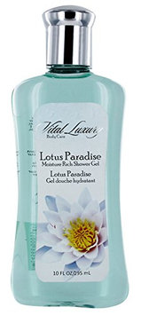 Vital Luxury's Moisture Rich Lotus Paradise Shower Gel
