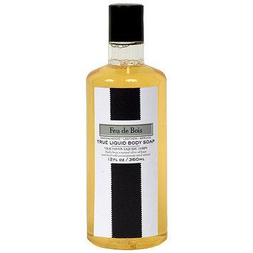 LAFCO House & Home True Liquid Body Soap - Feu de Bois