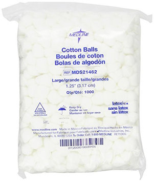 Medline Non-Sterile Cotton Balls