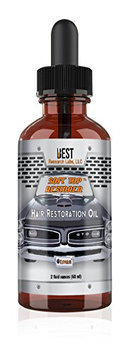 Soft Top Hair Restoration - Hair Growth Oil for Men