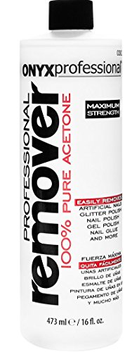 Onyx Professional Acetone Nail Polish Remover