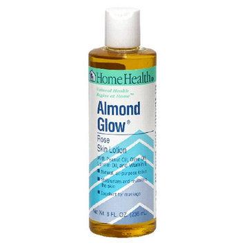 Home Health Almond Glow Skin Lotion Rose