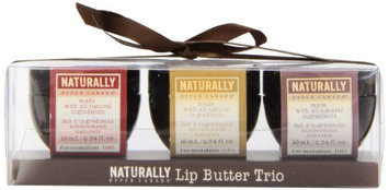 Upper Canada Naturally Lip Butter Trio