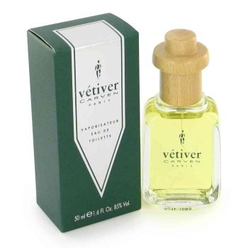 Vetiver Carven by Carven For Men. Eau De Toilette Spray 1.7-Ounces