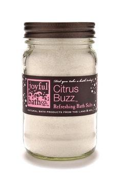 Joyful Bath Citrus Buzz Refreshing Bath Salts