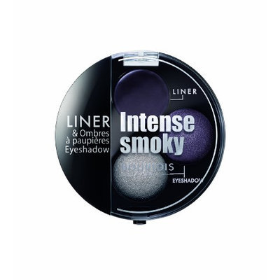 Bourjois Intense Smoky Eyeshadow and Liner for Women
