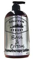 Sullivan Street 16 Oz Aromatherapy Lotion (Basil & Citrus)