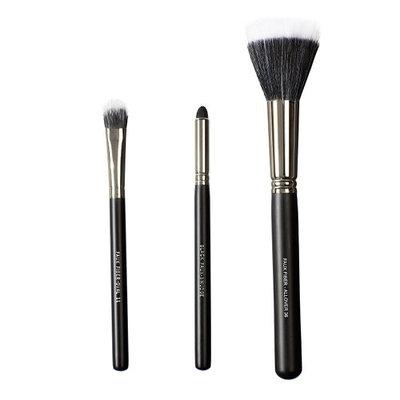 Makeover BKFT45 Vegan Love Faux Black Brush Set