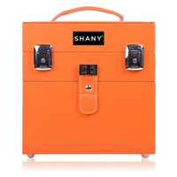 SHANY Color Matters - Nail Accessories Organizer and Makeup Train Case - Tropical Mango