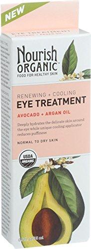 Nourish Organic Renewing and Cooling Eye Treatment