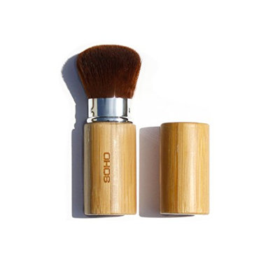 SOHO NATURALS Retractable Kabuki Brush