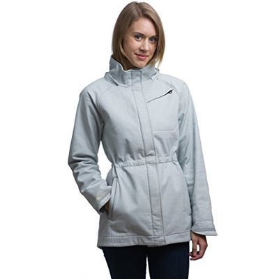 Mia Melon Light Weight Commuter Jacket