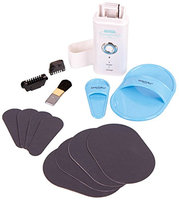 Beautyko Bk036121 Forever Smooth Pro Heated Hair Removal System with Alternative to Wax and Blades