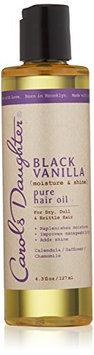 Carols Daughter Black Vanilla Moisture & Shine Pure Hair Oil