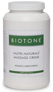 Biotone Nutri-Naturals Products Massage Creme