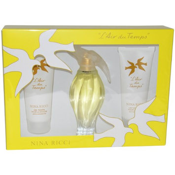 L'air Du Temps By Nina Ricci for Women Gift Set