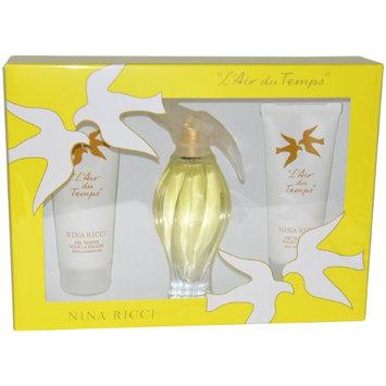 L'air Du Temps By Nina Ricci for Women Gift Set