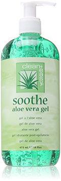 Clean + Easy Soothe Aloe Vera Gel