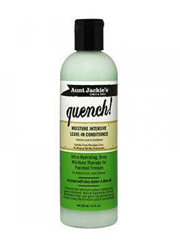 Aunt Jackies Quench Moisture Intensive Leave-In Conditioner