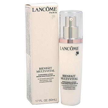Lancome Bienfait Multi-Vital Sunscreen Lotion SPF 30 Normal To Dry Skin Moisturizer