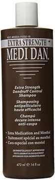 Clubman Extra Strength Dandruff Treatment Shampoo