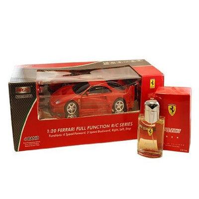 Ferrari Scuderia Ferrari Red 2 Piece Gift Set