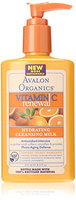 Renew Avalon Organics Vitamin C Hydrating Cleansing Milk
