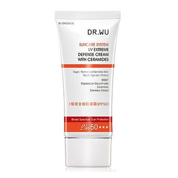 DR. WU UV Extreme Defense Cream with Ceramides