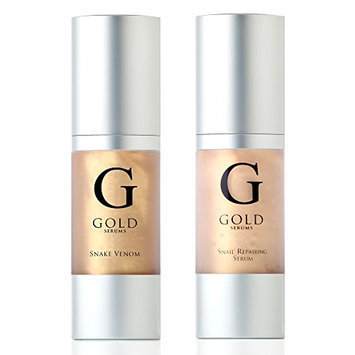 Gold Serums Snail and Snake Kit