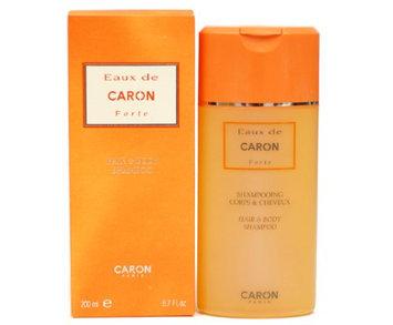 Eaux De Caron Forte By Caron For Men & Women. Hair & Body Shampoo 6.7 Oz / 200 Ml