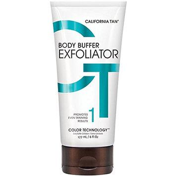 California Tan Body Buffer Exfoliator Sunless