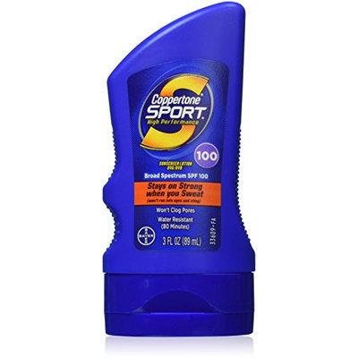 Coppertone Sport Sunscreen SPF 100 Lotion