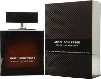 Angel Schlesser Essential by Angel Schlesser for Men. Eau De Toilette Spray 3.4-Ounces