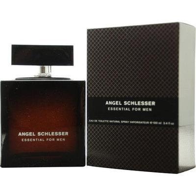 Angel Schlesser Essential by Angel Schlesser for Men. Eau De Toilette Spray 3.4-Ounces