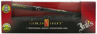 Gold 'N Hot Graffiti Professional Ceramic Straightening Iron Inks