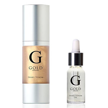 Gold Serums Snake Venom Kit