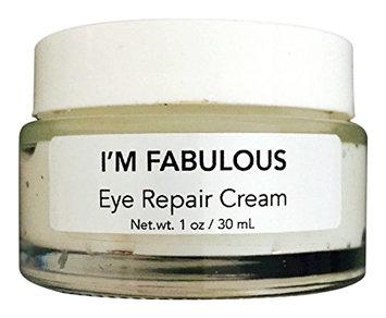 I'm Fabulous Cosmetics Eye Repair Cream for Crow's Feet