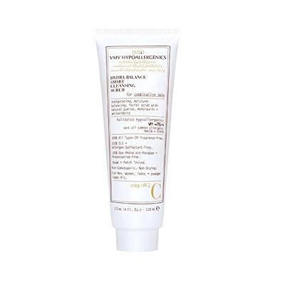 VMV Hypoallergenics Superskin Hydra Balance Smart Cleansing Scrub for Combination Skin
